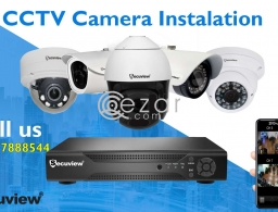 cctv camera instalation and configuration in qatar in Qatar
