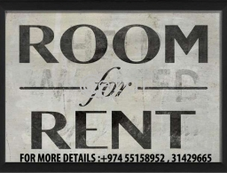 Room For Rent In Heart Of Qatar,Doha Call ;+974 55158952 for rent in Qatar