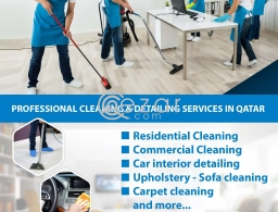 FRESHO CLEANING & DETAILING SERVICES QATAR CALL 77416102 in Qatar