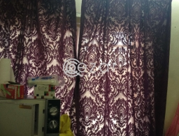 different curtains for sale in Qatar