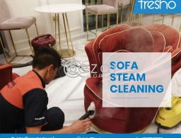 Fresho Cleaning Services | Keep Your Sofa Sparkling Clean in Qatar