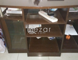 TV Stand Bookshelf for sale in Qatar