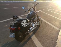 2011 Honda Shadow Phantom - Black for sale in Qatar