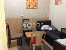 Neat and well maintained 1BHK available in al Thumama for families for rent in Qatar