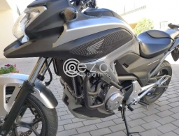 Honda NC700X 2012 for sale in Qatar