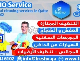 Professional Cleaning Services Qatar in Qatar