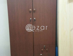 Two wardrobes in good condition for sale in Qatar