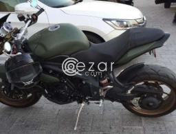 2012 Triumph Tiger 1050cc for buy or swap for sale in Qatar