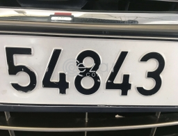 5 digits plate number for sale