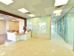 NEW! Furnished Offices Along D-Ring Rd. for rent in Qatar