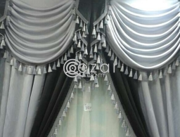 CURTAIN SOFA REPAIRING PAINT ROLLER BLINDS VERTICAL BLINDS OFFICE AND in Qatar