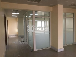75 Sqm Partitioned Office space for rent at Al Munthazah for rent in Qatar