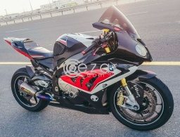 BMW S1000 RR 2014 for sale in Qatar