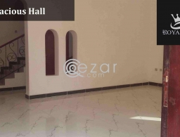 Brand New Ex-Bachelor 7 Bedroom 5 Bathroom Semi-furnished Compound Villa in Ain Khalid Near Ain Khalid Gate for rent in Qatar