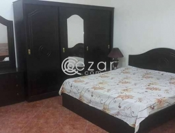 Double bedroom set FULL for sale in Qatar