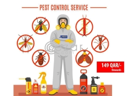 Pest Control Services From 149QAR/- in Qatar