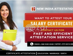 Attestation Charges in Qatar