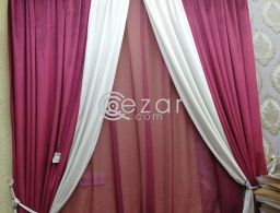 CURTAIN SOFA REPAIRING PAINT ROLLER BLINDS VERTICAL BLINDS OFFICE AND for sale in Qatar