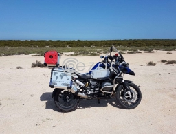 2014 R1200 GS Adventure for sale in Qatar