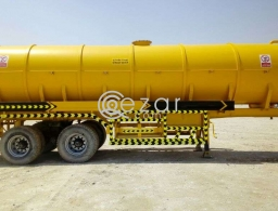 Sewage Tanker for sale in Doha Qatar