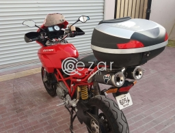 MultiStrada 1100s for sale in Qatar