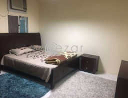 One Bedroom including all bills for rent in Qatar