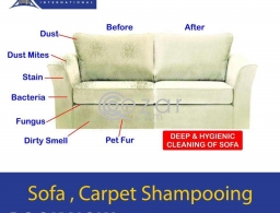 Sofa Cleaning in Doha Qatar in Qatar