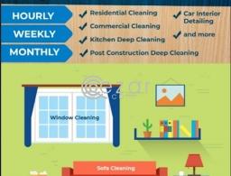 Deep cleaning with Fresho Qatar in Qatar