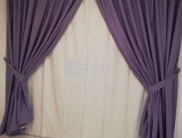 Curtain sofa repairing mojlish carpet vinyl flooring for sale in Qatar