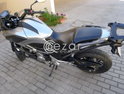 Like new Honda NC 700 X for sale in Qatar