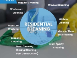 Get Affordable Residential Cleaning Service in Doha, Qatar in Qatar