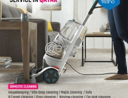 Cleaning Service in Qatar in Qatar