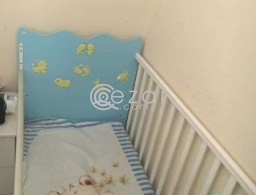 Child bed in good condition for sale in Qatar