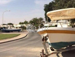 20ft boat for sale 115hp in Doha Qatar