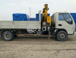 3Ton JAC Boom Truck 2015 for sale for sale in Qatar
