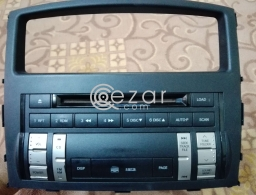 CD Player Mitsubishi Pajero in Doha Qatar