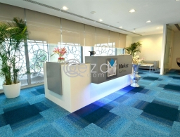 """Trade License & Fully Furnished & Serviced Offices At """"Markaz"""" for rent in Qatar"""
