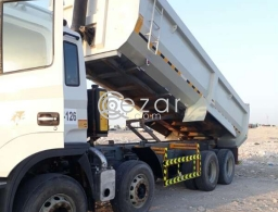 4 JAC DUMP TRUCK 2015 FOR SALE for sale in Qatar