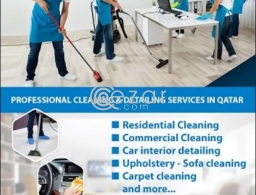 Professional Cleaning Servicee in Qatar