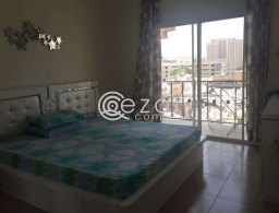 1bhk (FF)  available for one or two months for rent in Qatar