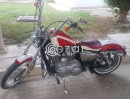 2012 Harley Sportster 72 for sale in Qatar