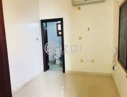 Family Accommodation 2BHK and 1bhk and studio for rent in Qatar