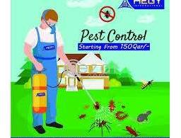 Pest control service in Doha Qatar in Qatar