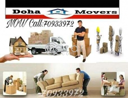 Moving and Shifting service. Call:+974-33320402W for sale in Qatar