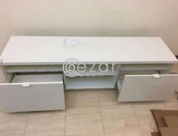 Urgent for sale TV table for sale in Qatar