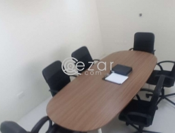 Office with Municipality license for rent in Qatar