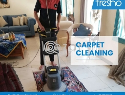 The leading carpet cleaning service in Doha, Qatar in Qatar
