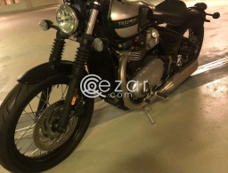 Brand New Motor Cycle on Urgent Sale (Win from Lucky draw at Qatar Duty Free) for sale in Qatar