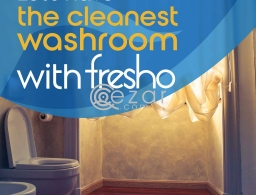 Fresho Cleaning Services-The best cleaning service in Qatar