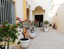 Spacious, Clean and Renovated 6 BR Villa for rent in Qatar